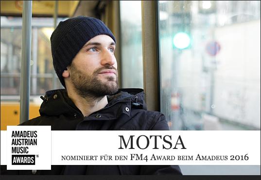 FM4 Amadeus Award 2016